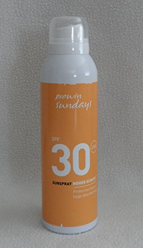 ProWin sundays SUNSPRAY SPF 30, 200 ml