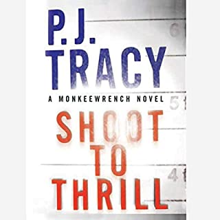Shoot to Thrill audiobook cover art