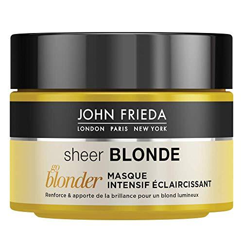 John Frieda Sheer Blonde GB Blonder Maschera intensivo éclaircissant 250ml