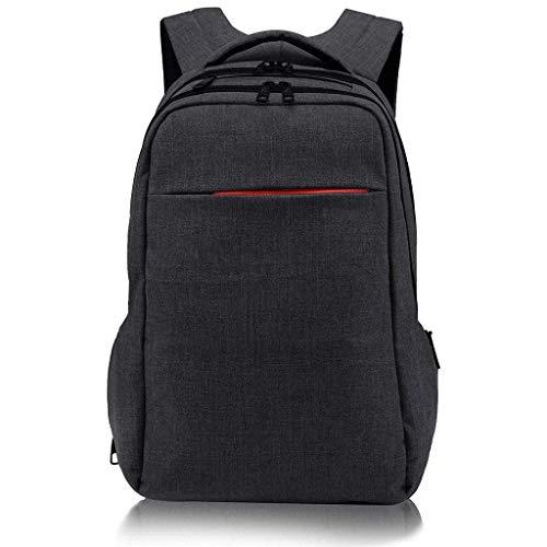 BAID Laptop-Rucksäcke, 13-19-Zoll-Laptop-Tasche Umweltfreundlicher, Schlanker Business-Rucksack Mit USB-Ladeanschluss