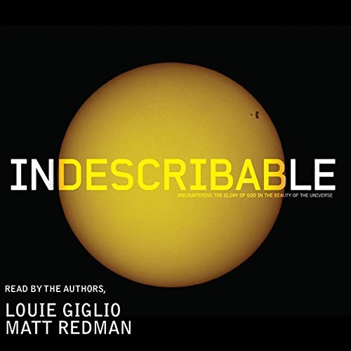 Indescribable  By  cover art