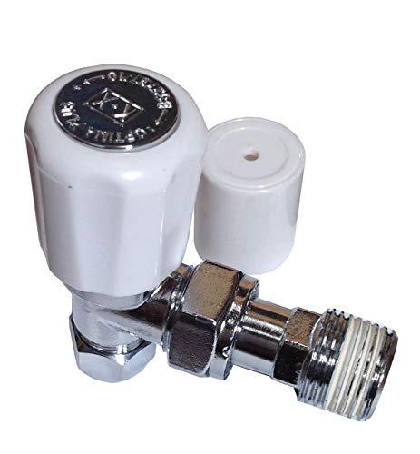 10mm ángulo válvula de radiador–Optima Plus