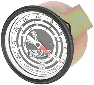 Tachometer (Proofmeter) Gauge - 4 Speed with OEM Style Needle Ford 701 801 820 800 4130 621 2120 2110 700 4140 841 4000 821 4120 900 941 501 1801 901 NAA 620 4030 4110 641 600 2000 631 630 640 601