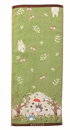 Marushin Toalla Shade of The Tree 34 x 80 cm. Mi Vecino Totoro Studio Ghibli
