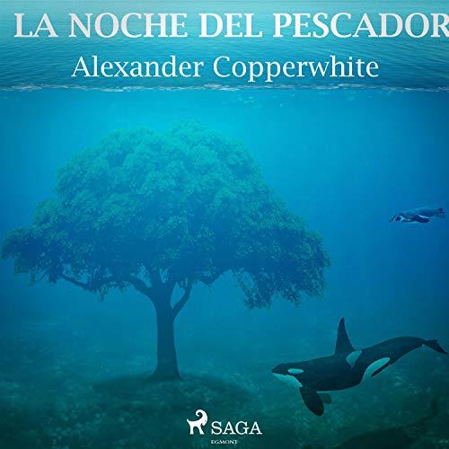 Diseño de la portada del título La noche del pescador