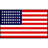 Flags Pixel Art - Paint by Number, Sandbox Coloring Book