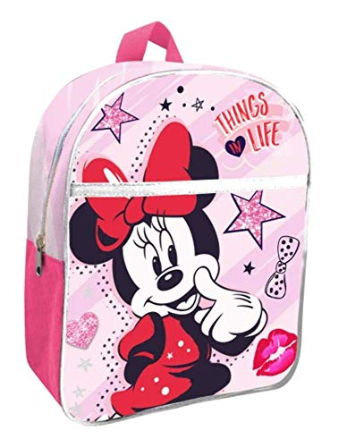 Disney Minnie Mouse Girls' Rucksack 6.5 Litres Polyester