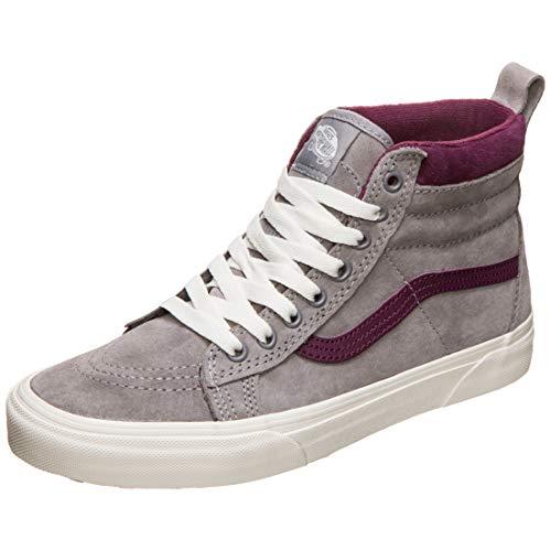 Vans Sneaker Ua Sk8-hi MTE Women Grau Damen - 37 EU