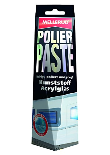 MELLERUD Polierpaste 150 ml für Kunststoff, Acrylglas 2003203241