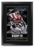 HWC Trading Rocky IV The Cast Rocky 4 Sylvester Stallone