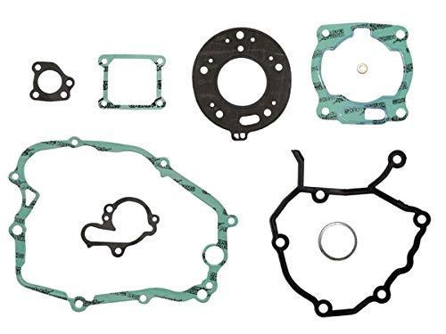 Motordichtsatz Ersatzteil für/kompatibel mit Yamaha DT 125 / TDR 125 / TZR 125 KTM Sachs mit Zylinderdichtung