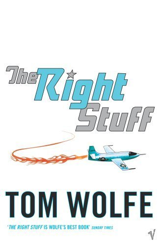 The Right Stuff by Tom Wolfe(2005-10-17)