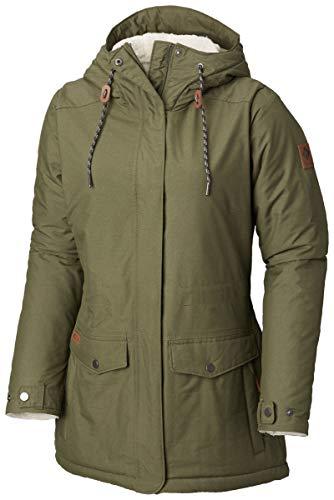 Columbia Women Winter Jacket Prima Element II, Größe:XL, Farbe:Nori