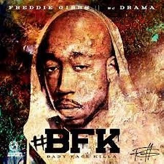 #BFK ,,BABY FACED KILLA(SLIMLINE JEWEL CASE MIXTAPE WITH CD AND ART)