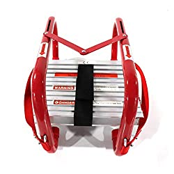 Portable Fire Ladder 5 & 6 Story Emergency Escape Ladder
