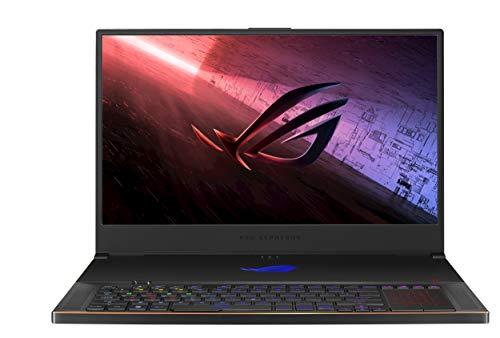 "ASUS ROG Zephyrus S17 (2020) Gaming Laptop, 17.3"" 300Hz IPS Type FHD, NVIDIA GeForce RTX 2080S, Intel Core i7-10875H, 32GB DDR4, 1TB PCIe SSD, Per-Key RGB KB, Thunderbolt 3, Windows 10, GX701LXS-XS78"