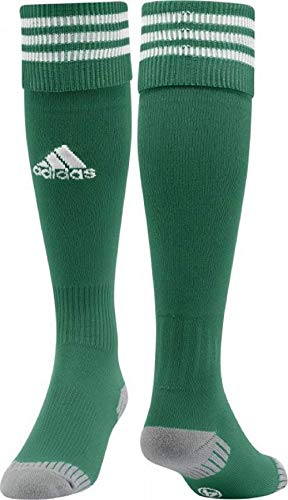 Adidas Adisocks 12, Chaussettes, Une seule paire Twilight_green/White FR : Chaussettes : 39-42 (Taille Fabricant : 4042)