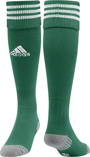 adidas Adisock 12, Medias para Hombre, Verde / Blanco (Twilight Green / White), 37-39 EU, 1 par