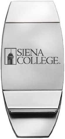 LXG Siena College - Two-Toned Money Clip