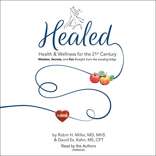 Healed! audiobook cover art