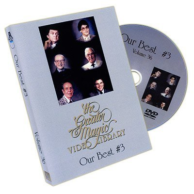 The Greater Magic Video Library Volume 36 - Our Best Vol.3 - DVD