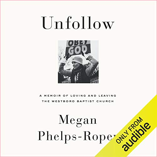 Unfollow audiobook cover art