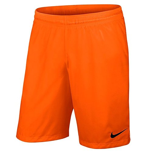 Nike Kinder Laser Woven III Shorts, Safety Orange/Black, M