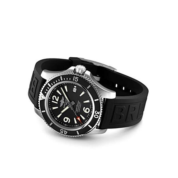 Breitling Watches Mens Breitling Superocean 44mm Watch 1000 Meter Waterproof