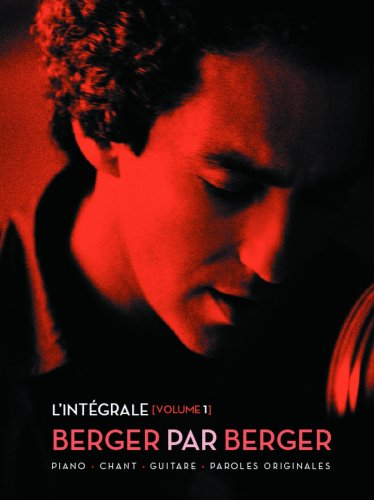 Intégrale Berger par Berger P/V/G (L\') vol 1