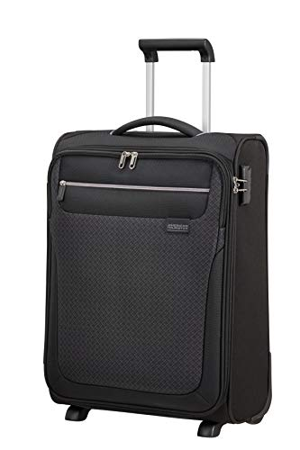 American Tourister Sunny South Luggage- Carry-On Luggage, Upright S (55 cm - 39 L), Schwarz (Black)