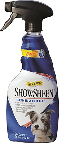 Absorbine 450150 Show Sheen Bath in Bottle, 475 ml