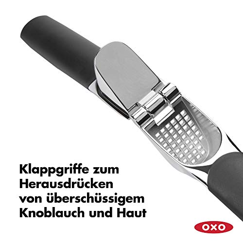 OXO Good Grips 11107400MLNYK Knoblauchpresse - 3