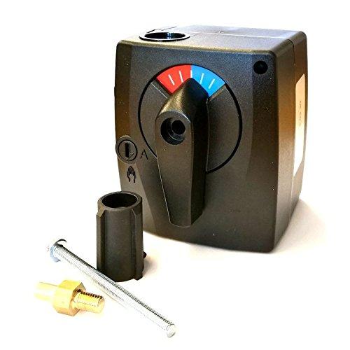 Stellmotor für 3 und 4 Wege Mischer MP10 10Nm 140s 230V