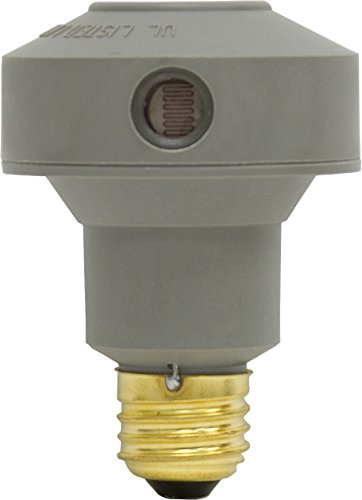 GE Extended Base Automatic Light Control 18266