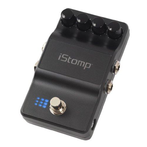 Digitech iStomp Stompbox – herunterladbare Effektpedale für iPhone oder iPad