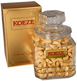 Colossal Cashews 20 oz. Decanter