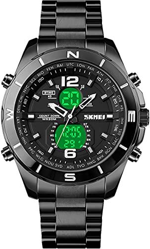 Reloj - findtime - Para - MYWYSKM1670SchwarzWeiß