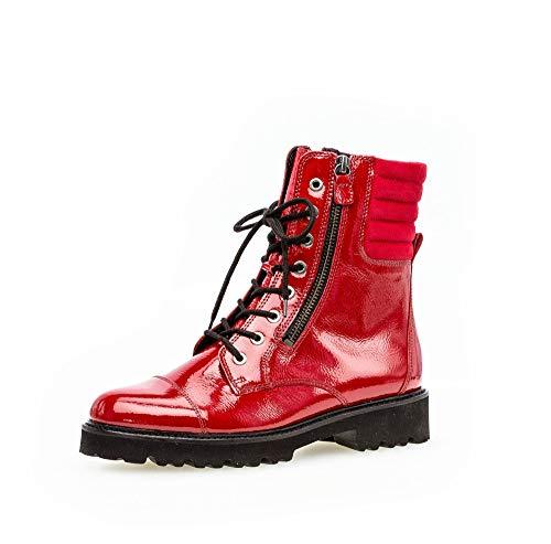 Gabor Shoes Damen 51.802.95 Stiefelette, rubin, 39 EU