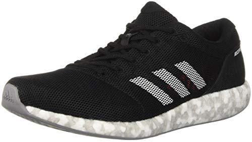 Adidas Adizero Sub2, Zapatillas de Running para Hombre, Azul (Hiraqu/Cblack/Ftwwht Hiraqu/Cblack/Ftwwht), 43 1/3 EU