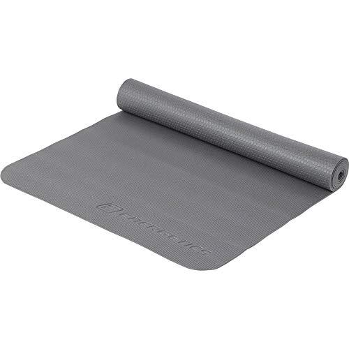 ENERGETICS Unisex– Erwachsene Yogamatte-209976 Yogamatte, Grey Dark, 1size