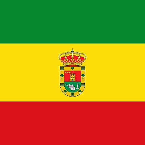 magFlags Bandera Large Hontoria del Pinar, Burgos, España | 1.35m² | 120x120cm