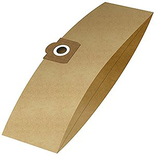 5 Staubsaugerbeutel passend für Einhell BT-VC 1250/S | Staubbeutel aus 2-lagigem Papier | von Staubbeutel-Discount