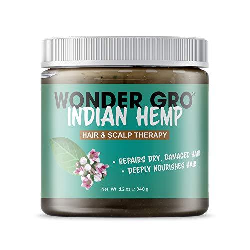 Wonder Gro Hair&Scalp Therapy Indian Hemp 12oz