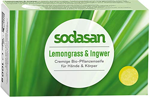 Sodasan Bio CREAM Lemongrass (6 x 100 gr)