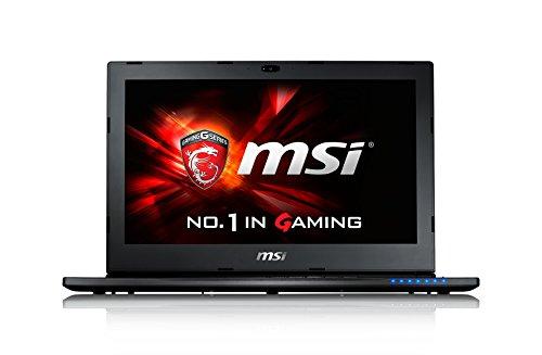 MSI Gaming GS60 6QE-264XFR Ghost Pro 2.6GHz i7-6700HQ 15.6' 1920 x 1080pixels Black Notebook