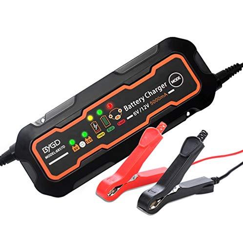 Batterie Ladegerät für Suzuki Gladius 650 Intelligente Ladung 5A SC3