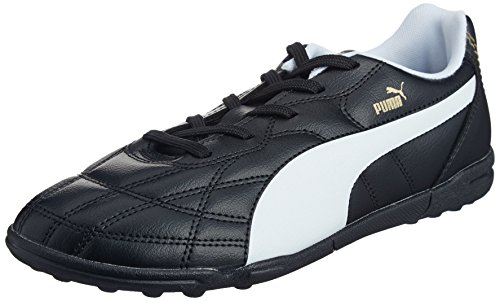 Puma ClassicoTTJrF6, Scarpe da Calcio Unisex – Bambini, Nero (Black 01), 34.5 EU