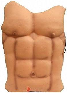 おもしろ パーティーグッズ 筋肉ムキムキ 男の 上半身 仮装用具