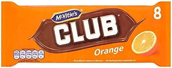 Jacob's Orange Club 6pk