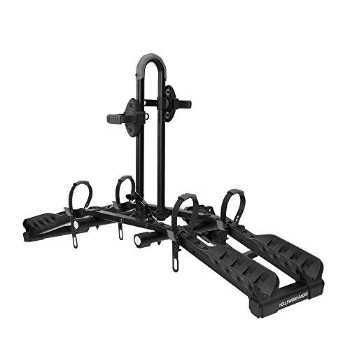 Hollywood Racks Hollywood Rack Destination-Lightweight Platform Hitch Rack, Silver, 2...